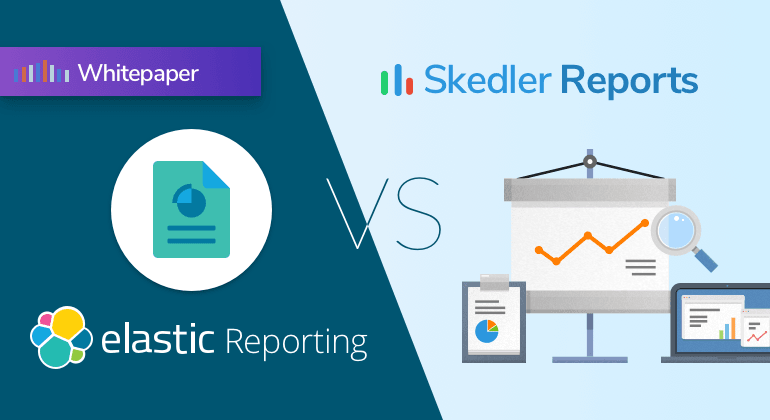 Skedler Reports vs. Elastic Reporting