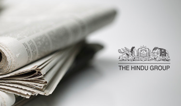 The Hindu - banner